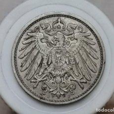 "Monedas antiguas de Europa: ALEMANIA10PENIQUES,1911 CECA ""J"" – HAMBURGO. Lote 245135680"