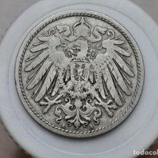 "Monedas antiguas de Europa: ALEMANIA10PENIQUES,1903 MARCA DE CECA ""A"" – BERLÍN. Lote 245135695"
