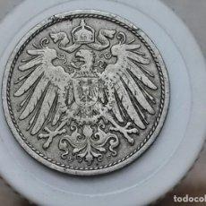 "Monedas antiguas de Europa: ALEMANIA10PENIQUES,1900 CECA ""F"" – STUTTGART. Lote 245135720"
