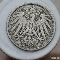 "Monedas antiguas de Europa: ALEMANIA10PENIQUES,1898 MARCA DE CECA ""A"" – BERLÍN. Lote 245135745"