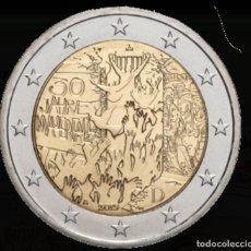 Monedas antiguas de Europa: ALEMANIA 2019 2 EUROS CONMEMORATIVOS SC 30 AÑOS DE LA CAÍDA DEL MURO DE BERLÍN. Lote 245398005