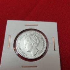 Monedas antiguas de Europa: ANTIGUA MONEDA PLATA 1 GULDEN WILHELMINA 1939. Lote 246361980