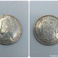 Monedas antiguas de Europa: MONEDA. HOLANDA. 1 GULDEN. WILHERMINA KONINGIN. 1915. VER FOTOS. Lote 246831100