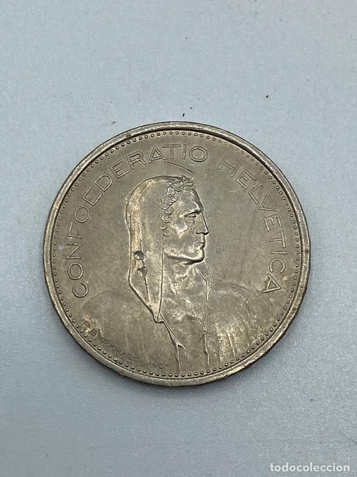 Monedas antiguas de Europa: MONEDA. SUIZA. 5 FRANCOS. 1968 - B. VER FOTOS - Foto 2 - 246835440