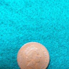 Monedas antiguas de Europa: INGLATERRA ONE PENNY 1988. Lote 246968535