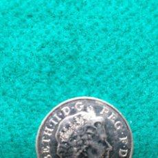 Monedas antiguas de Europa: INGLATERRA TEN PENCE 2012. Lote 246988045