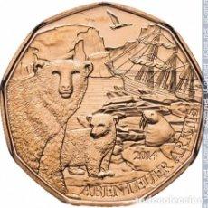 Monedas antiguas de Europa: AUSTRIA 2014 5 EUROS. ÁRTICO. Lote 262584575