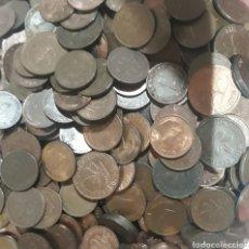 Monnaies anciennes de Europe: LOTE 1 KILO MONEDAS ALEMANIA 1 Y 2 PENIQUES. Lote 267308184