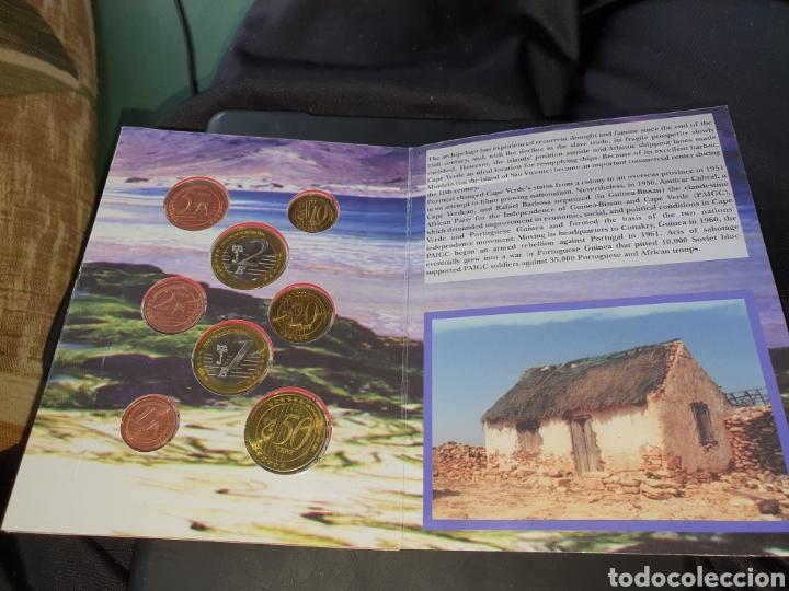 SET 8 MONEDAS PREEUROS 2004 CABO VERDE (Numismática - Extranjeras - Europa)