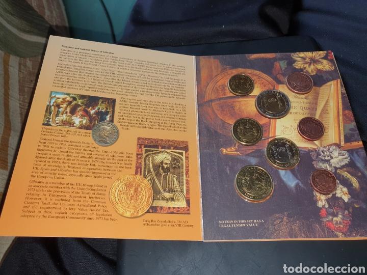 Monedas antiguas de Europa: Set 8 monedas euros año 2004 - Foto 2 - 251185815