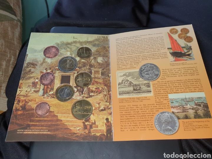 Monedas antiguas de Europa: Set 8 monedas euros año 2004 - Foto 3 - 251185815