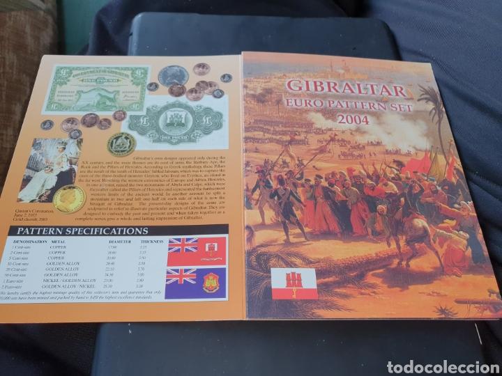 SET 8 MONEDAS EUROS AÑO 2004 (Numismática - Extranjeras - Europa)
