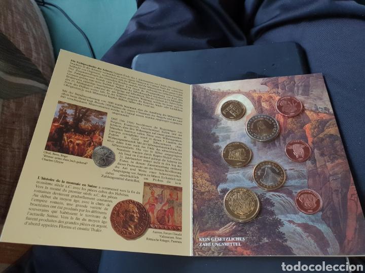 Monedas antiguas de Europa: 8 euros en prueba Suiza 2003 - Foto 2 - 251189390