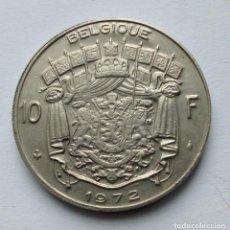Monete antiche di Europa: BÉLGICA 10 FRANCOS 1972 BELGIQUE. Lote 252594795