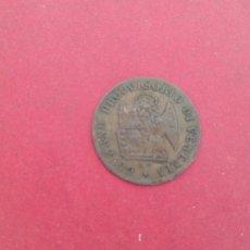Monedas antiguas de Europa: 1 CENTESIMO GOBIERNO PROVISIONAL DE VENECIA 1849. Lote 252610395