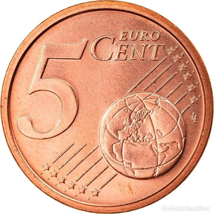 Monedas antiguas de Europa: CIUDAD DEL VATICANO, 5 Euro Cent, 2012, Rome, SC, Cobre chapado en acero, KM:377 - Foto 2 - 253416520