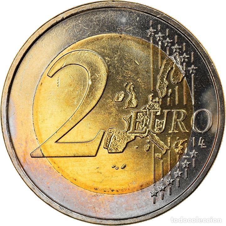 Monedas antiguas de Europa: ALEMANIA - REPÚBLICA FEDERAL, 2 Euro, 2004, Stuttgart, SC, Bimetálico, KM:214 - Foto 2 - 253416890