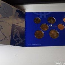 Monedas antiguas de Europa: CARTERA EUROS HOLANDA FLOR DE CUÑO 2002. Lote 254213370