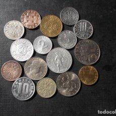 Monedas antiguas de Europa: CONJUNTO DE 16 MONEDAS DE AUSTRIA DIVERSAS EPOCAS. Lote 144756818