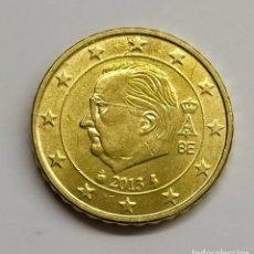 Monedas antiguas de Europa: BELGICA. 10 CÉNTIMOS DE EURO. PEGOTE EN UNA ESTRELLA.. Lote 254647925