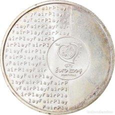 Monedas antiguas de Europa: PORTUGAL, 8 EURO, 2003, LISBON, EBC, PLATA, KM:752. Lote 254669655