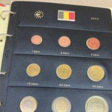 Monedas antiguas de Europa: COLECCIÓN DE MONEDAS DE € MÁS CONMEMORATIVA 2003 BÉLGICA SIN CIRCULAR. Lote 254669680