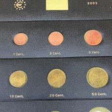 Monedas antiguas de Europa: COLECCIÓN MONEDAS DE € SLOVENIA 2009. Lote 254669875