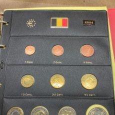 Monedas antiguas de Europa: COLECCIÓN DE MONEDAS € BÉLGICA 2006 SIN CIRCULAR. Lote 254670240