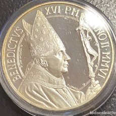 Monedas antiguas de Europa: VATICANO, MONEDA DE PLATA DE 5 EUROS DEL AÑO 2006. Lote 255945080