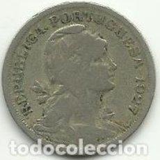 Monedas antiguas de Europa: 50 CENTAVOS PORTUGAL - 1927 - FOTOS. Lote 255971990