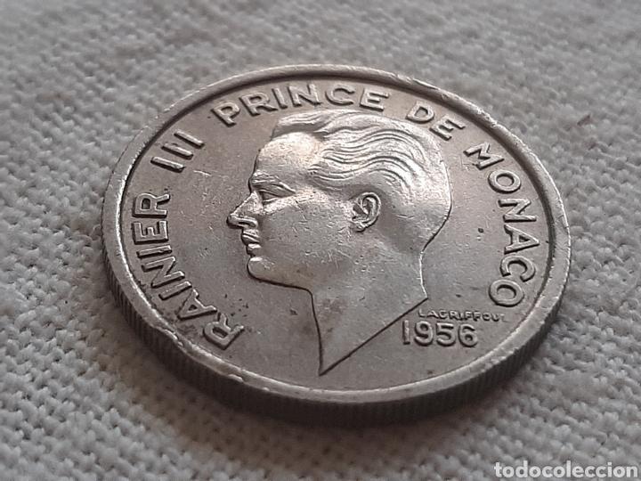 Monedas antiguas de Europa: (MÓNACO) LOTE DE MONEDAS DEO JUVANTE - Foto 6 - 256019575