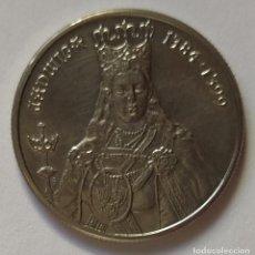 Monedas antiguas de Europa: POLONIA - 100 ZLOTYCH 1988 - MUY EBC - CAT. SCHOEN Nº 168 (PK 183) - REINA DE POLONIA JADWIGA. Lote 257287475