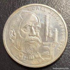 Monedas antiguas de Europa: ALEMANIA, MONEDA DE PLATA DE 10 MARCOS DEL AÑO 1988F. Lote 257387975