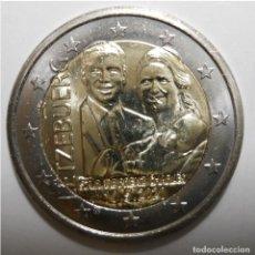 Monedas antiguas de Europa: MONEDA 2 EUROS CONMEMORATIVA LUXEMBURGO 2020 - RELIEVE - BICENTENARIO NACIMIENTO DEL PRÍNCIPE HENRY. Lote 277134108