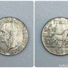 Monedas antiguas de Europa: MONEDA. ITALIA. VITORIO EMANUELE III. 20 LIRAS. 1936. VER FOTOS. Lote 257790375