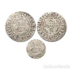 Monedas antiguas de Europa: POLONIA 3 POLKERS SEGISMUNDO III 1622, PLATA. Lote 257971725