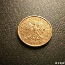 Monete antiche di Europa: POLONIA 5 GROSZY 1998. Lote 258507275