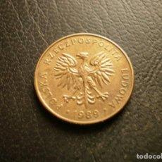 Monete antiche di Europa: POLONIA 10 ZLOTYCH 1989. Lote 258800600