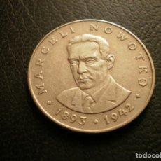 Monete antiche di Europa: POLONIA 20 ZLOTYCH 1975. Lote 258800685