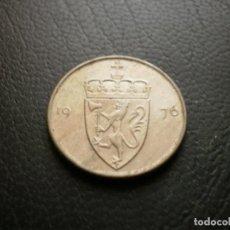 Monete antiche di Europa: NORUEGA 50 ORE 1976. Lote 259030220