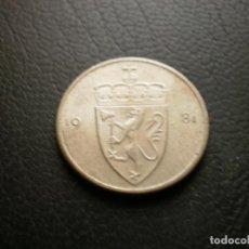 Monete antiche di Europa: NORUEGA 50 ORE 1981. Lote 259030550