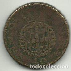 Monnaies anciennes de Europe: 1 PATACO ( 40 REIS ) - PORTUGAL - D. JOÃO VI - 1823 - FOTOS. Lote 260090865