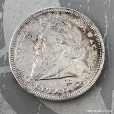 Monedas antiguas de Europa: LITUANIA 5 LITAI 1936 PLATA. Lote 260536830