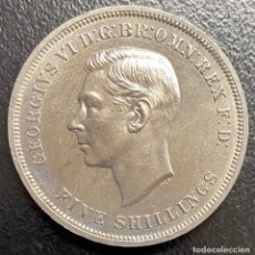 Monedas antiguas de Europa: GRAN BRETAÑA, MONEDA DE 1 CORONA DEL AÑO 1951. Lote 260653375