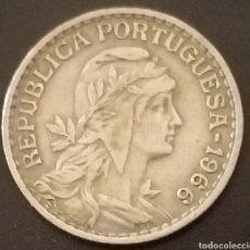 Monedas antiguas de Europa: PRECIOSA MONEDA 1 ESCUDO PORTUGAL 1966. Lote 260713775
