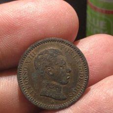 Monedas antiguas de Europa: ESPAÑA SPAIN KM722. 2 CENTAVOS 1904 NICE. Lote 260784355
