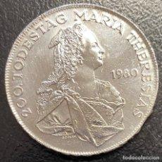 Monedas antiguas de Europa: AUSTRIA, MONEDA DE 500CHELINES DEL AÑO 1980. Lote 260817360