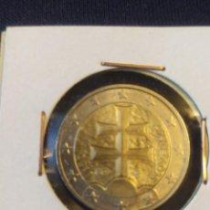 Monedas antiguas de Europa: EUROS ESLOVAQUIA. Lote 260871095