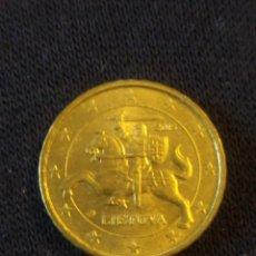 Monedas antiguas de Europa: LOTE EUROS LITUANIA 2015. Lote 260947890