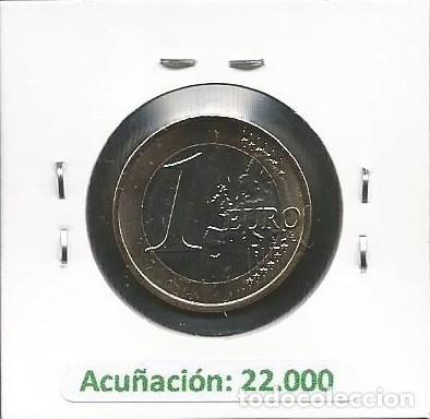 Monedas antiguas de Europa: ANDORRA 2017 - 1 EURO SC - ¡¡¡¡¡RARISIMO!!!!! - Foto 2 - 261102735